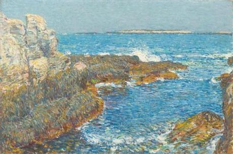 "Childe Hassam's ""Isles of Shoals."""